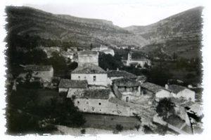 Quintana antes de la Guerra Civil, Torre San Martín vista desde Torre de Loja
